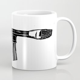 Art War Coffee Mug