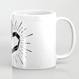Halloween Coffin Coffee Mug