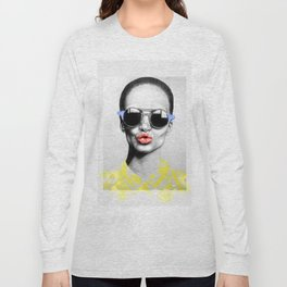 + SMOKE AND MIRRORS PRIMARY + Long Sleeve T-shirt