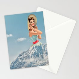poetry of nature Stationery Cards