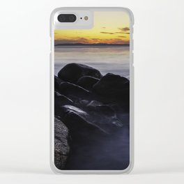 Shoal Bay, New South Wales Clear iPhone Case