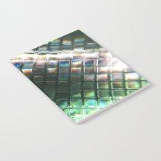 Rainbow pixels Notebook