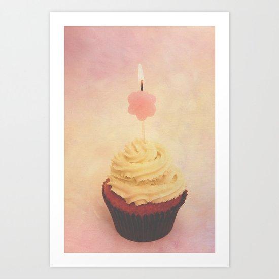 Birthday I Art Print