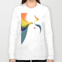 goddess Long Sleeve T-shirts featuring Goddess by Noah Ocean
