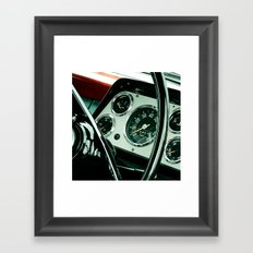 Afternoon Cruise Framed Art Print