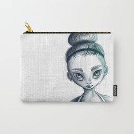 Sporty girl Carry-All Pouch