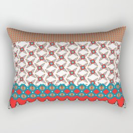 Africa Strip Rectangular Pillow