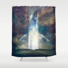 It´s your fault Shower Curtain