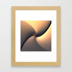 Your Ying, My Yang Framed Art Print