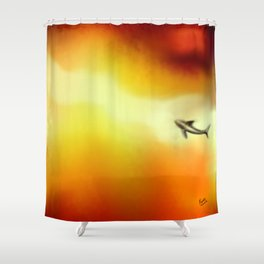 Find your way - Marcello Cicchini Shower Curtain
