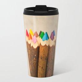 Color Me Free I Travel Mug