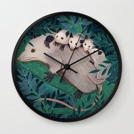 Storge Wall Clock