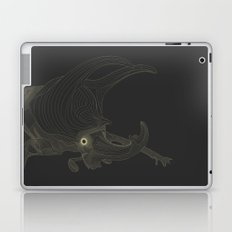 All lines lead to the...Rhino Beetle Laptop & iPad Skin