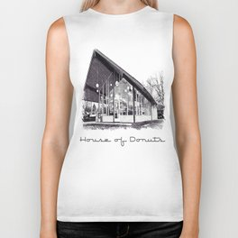 House of Donuts Biker Tank