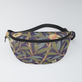 William Morris Bird And Pomegranate Fanny Pack