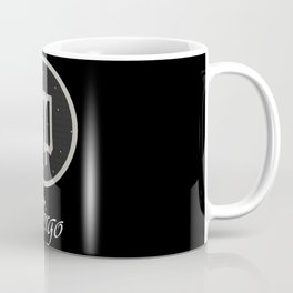 Zodiac Virgo, Virgo with stars  Coffee Mug
