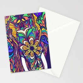 Not a circus elephant Stationery Cards