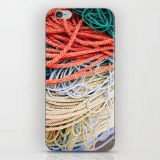 Sailor Rope II iPhone & iPod Skin
