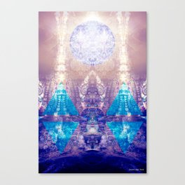 The Chariot Canvas Print