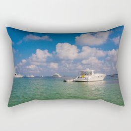 Anchored Rectangular Pillow