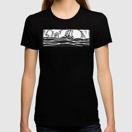 Little ship T-shirt