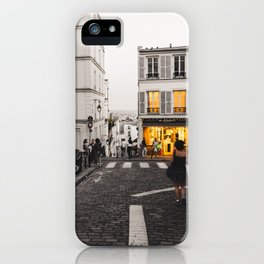 Lights On iPhone Case
