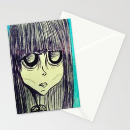Ghoul #9 CHITTY-CHITTY BANGS-BANGS Stationery Cards