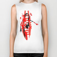 Run - Emilie Record Biker Tank