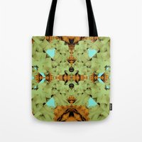 dune Tote Bags featuring Dune by JKyleKelly