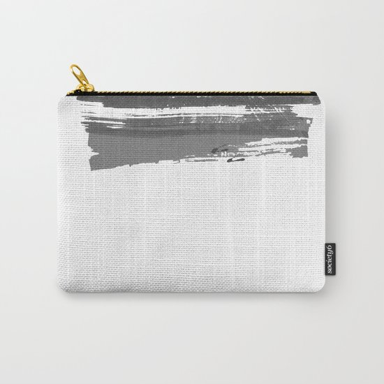 Snow landscape #winter Carry-All Pouch