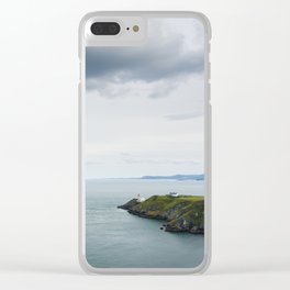 HOWTH 01 Clear iPhone Case