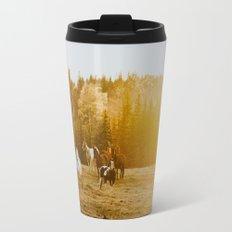 Sunset glow Travel Mug