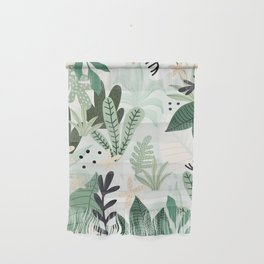 Into the jungle II Wall Hanging