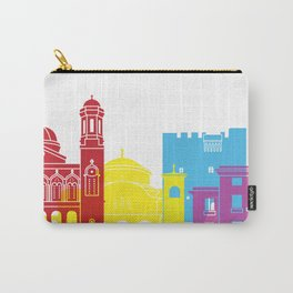 Limassol skyline pop Carry-All Pouch