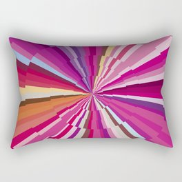Geometric art: Armitage Rectangular Pillow