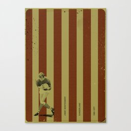 Sunderland - Montgomery Canvas Print