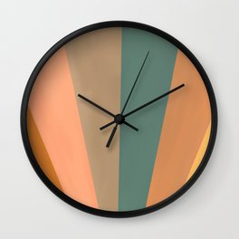 Take It Easy, Sunshine Wall Clock