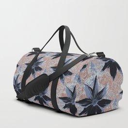 Cosmos - Moody Blue Duffle Bag