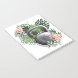 Kettlebell Queen Notebook