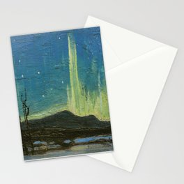 Northern Lights - Tom Thomson Stationery Cards