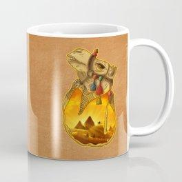 Guardians of the Pyramids Coffee Mug