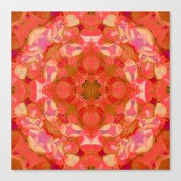 Mandala Of Hope Canvas Print