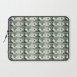 Uncut Sheet of Proposed African American Icon Harriet Tubman U.S. Mint 20 Dollar bills Laptop Sleeve