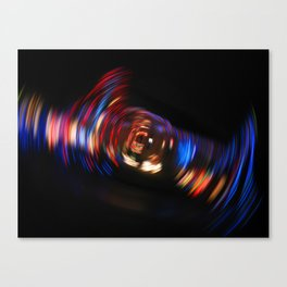 Holiday Spins II Canvas Print