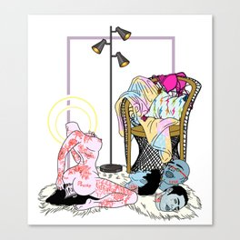 Sex positive canvas prints society6 do it yourself canvas print solutioingenieria Gallery