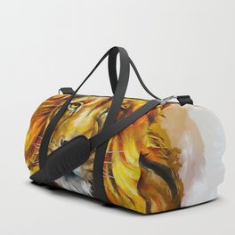 Lion Duffle Bag