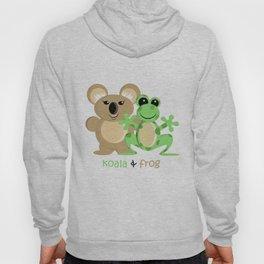 Koala & Frog Hoody
