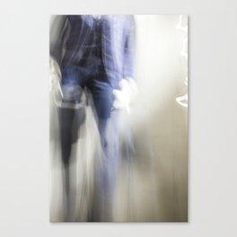 Ghost n Stuff 1 Canvas Print