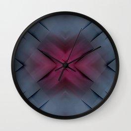 CONCRETE SYMMETRY 3.5. Wall Clock