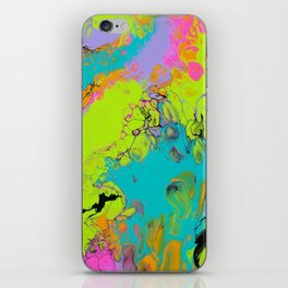 Totally Radical iPhone Skin